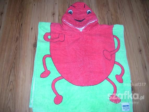 Ponczo ręcznik
