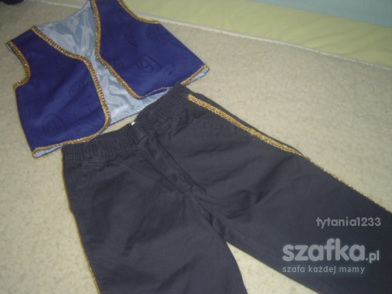 strój cygana na 6 lat