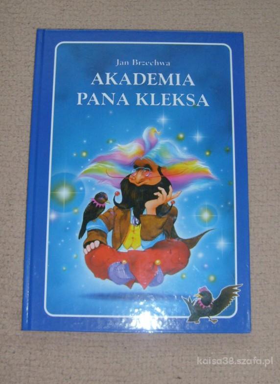 Akademia Pana Kleksa lektura kl 4
