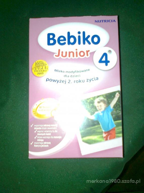 Bebiko Junior 4
