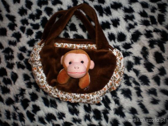 z małpką