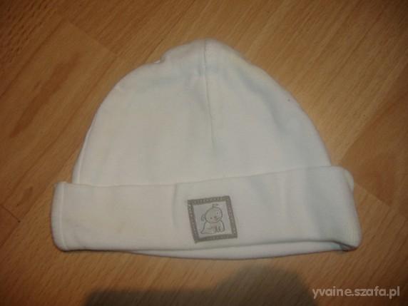 czapeczka z pieskiem dla noworodka 0 3 mies HandM