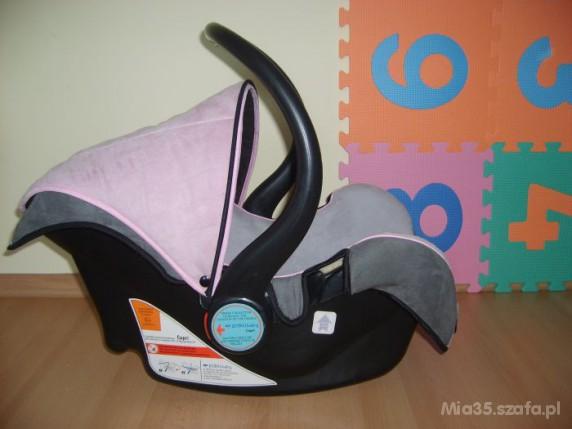 Fotelik Samochodowy Euro Baby Capri Od 0 Do 13kg W Foteliki