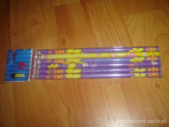 Nowe ołówki Okazja