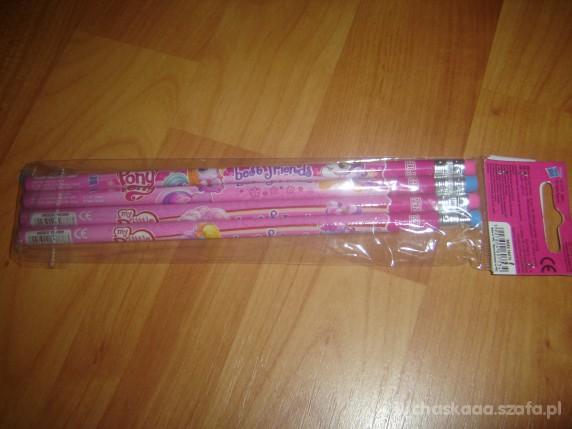 Nowe ołówki Ponny Okazja