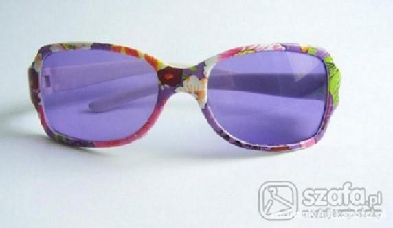 okulary słoneczne 2 i 5 lat