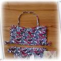 strój kąpielowy dla dziewczynki 3 4