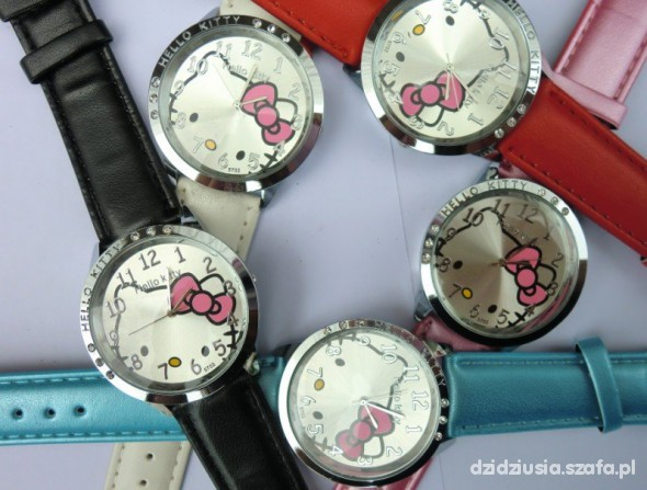 Zegarek Hello Kitty