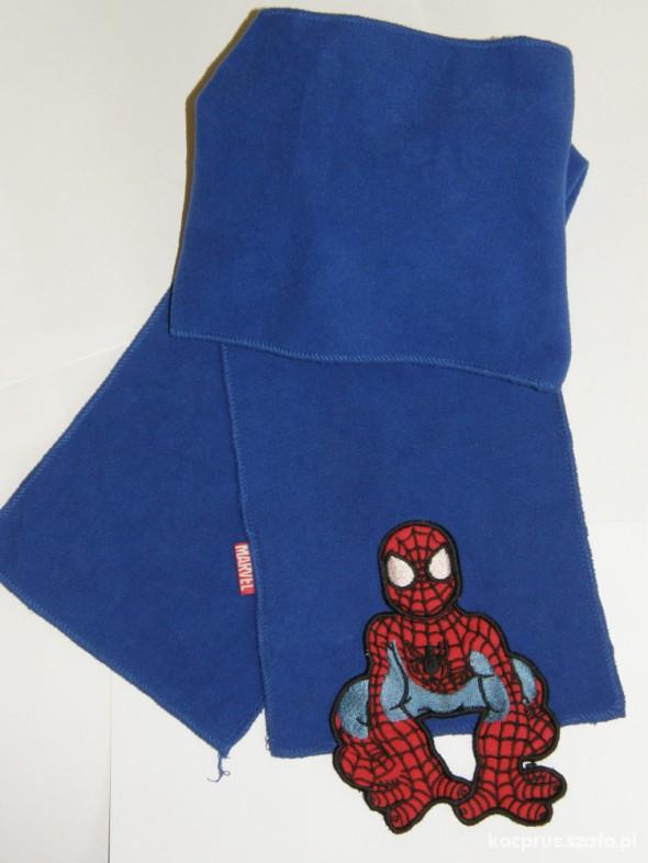 Nowy szalik Spider Man rozm 98 110 Milusi