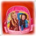 Plecak plecaczek Hannah Montana