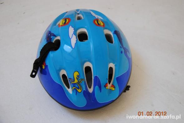 kask rowerowylub na rolkiczy wrotki