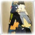 Zestaw MIX odziezy w rozmiarach 80 do 170 29szt