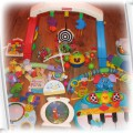 MEGA ZESTW FISHER PRICE CHICCO TINY LOVE TOMY
