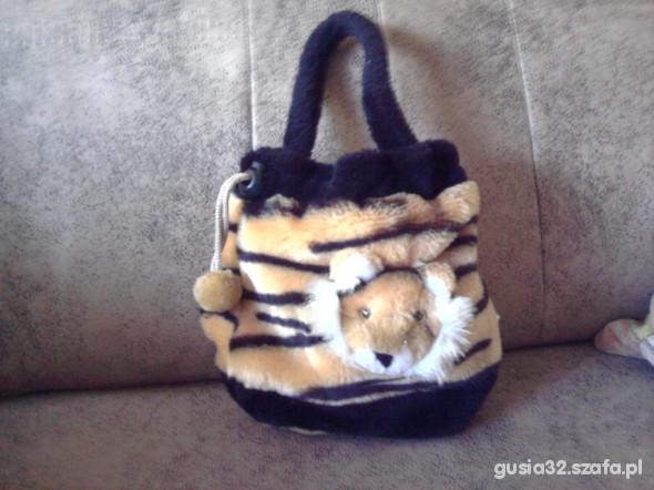 Torebeczka z tygrysem