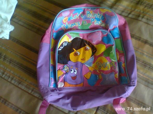 super plecak dla fanki DORY