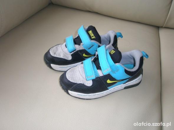 buty sportowe dla chłopca nike rozmiar 27