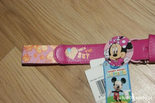 NOWY Pasek Minnie Disney