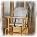 Krzesełko firmy drewex