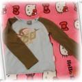 bluzeczka na długi rekaw coccodrillo 104cm