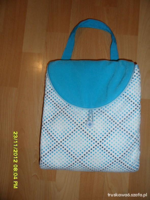 Przenośna torba przewijak dla dziecka