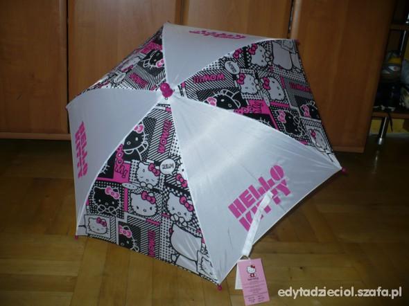 Parasolka parasol Hello Kitty NOWA