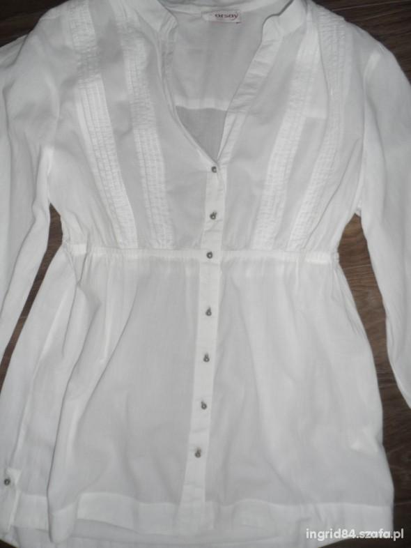 Biała Koszulo Tunika