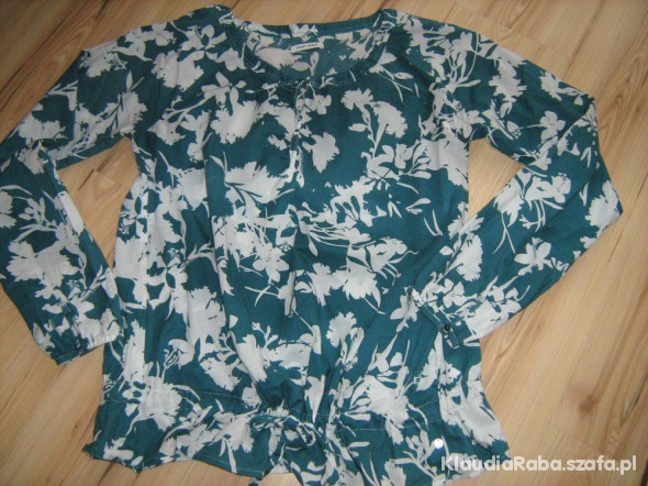 Mega wygodna bluzka koszula ciązowa L XL jak nowa