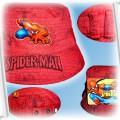 Kapelusz czapka Spiderman rozm 54