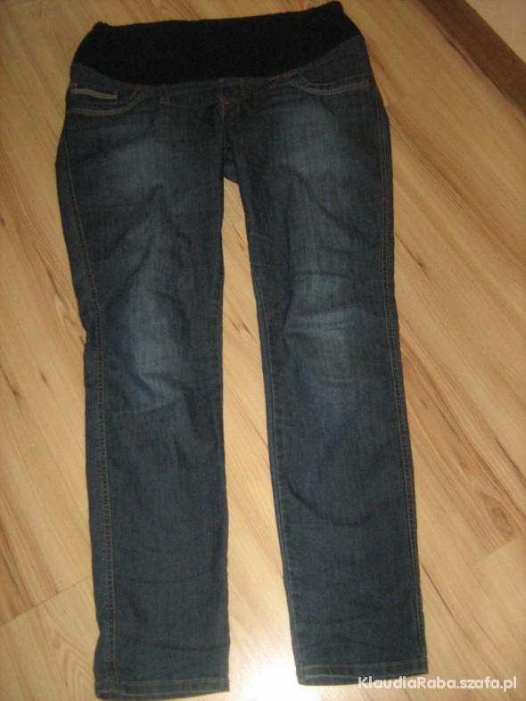 Spodnie jeansy ciążoweL XL XXL