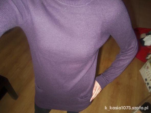 sliczna tunika sweterek M L Mango
