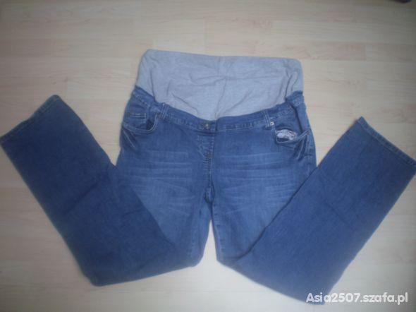 duże spodnie ciążowe