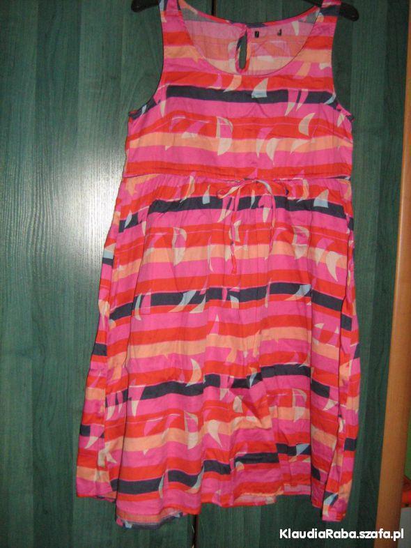 Wyprzedaż Sukienka letnia ciązowa L XL