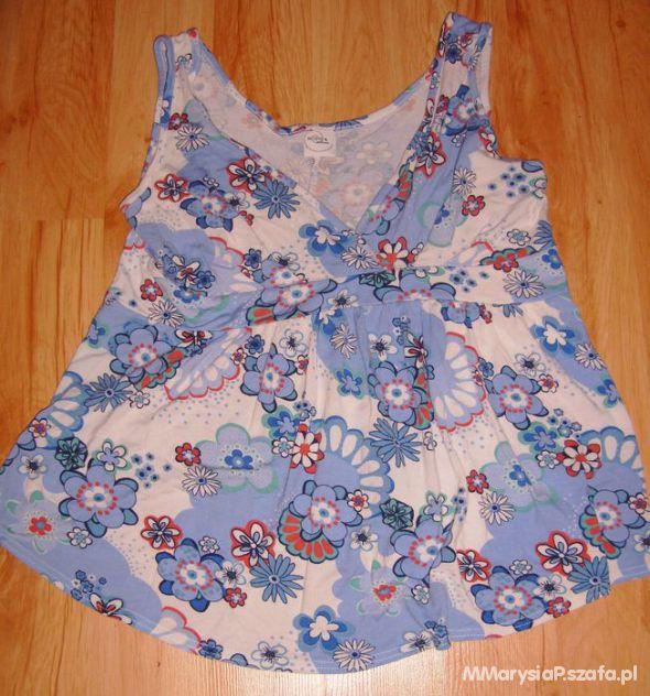 Letnia ciążowa bluzeczka Mothercare