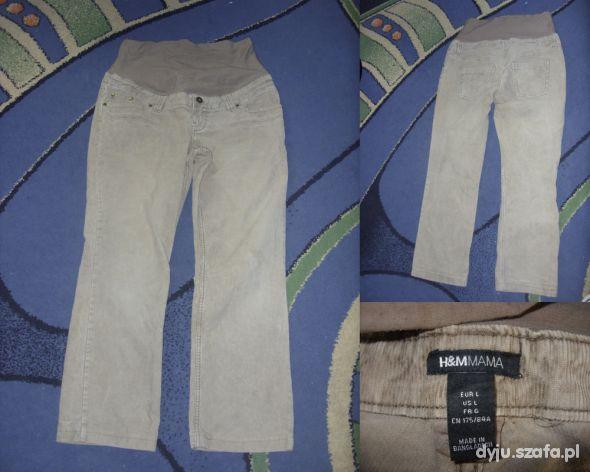 spodnie ciążowe roz