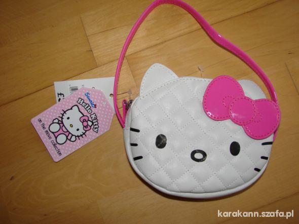 mała torebeczka Hello Kitty