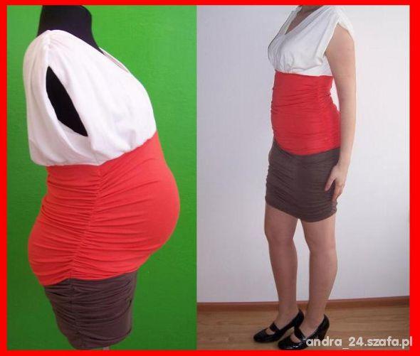 Praktycza i wygodna Tunika sukienka NOWA 38 40