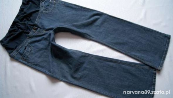 Spodnie ciążowe 48 50