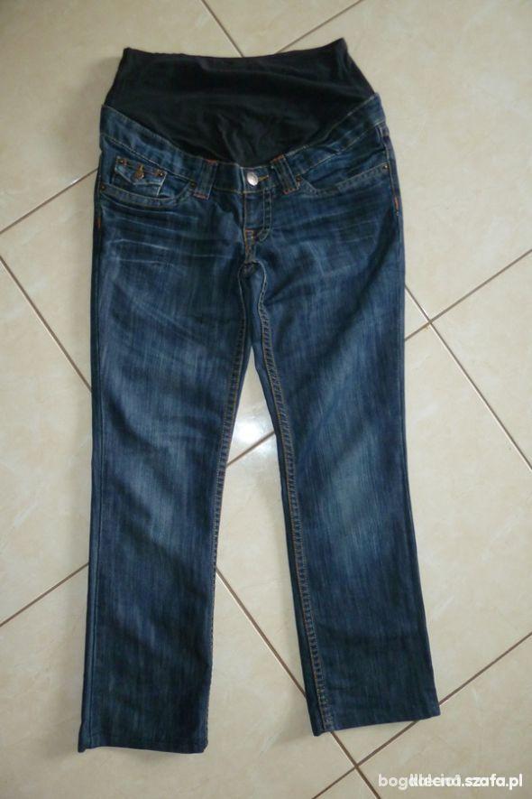 spodnie ciążowe HM m