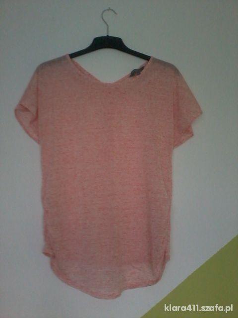 Różowa bluzeczka ciążowa