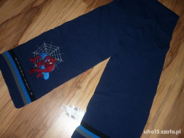 SUPER ORYGINALNY SZALIK SPIDERMANN 4 do 7l