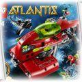 Lego Klocki ATLANTIS