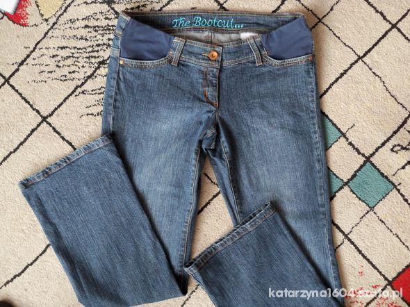 Next spodnie ciążowe jeansowe r 12 40