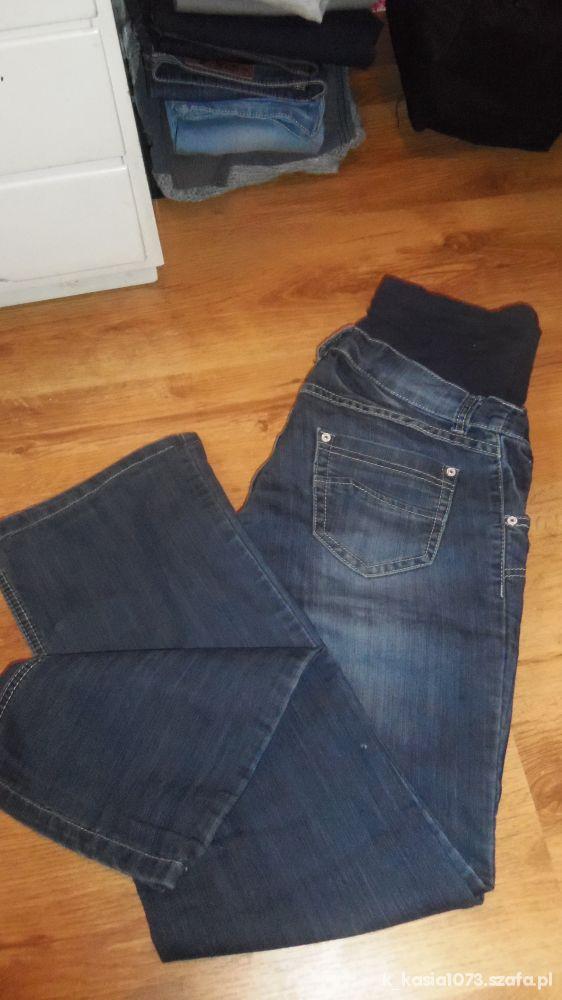 spodnie ciązowe L XL