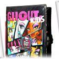 zestaw artystyczny Monster High