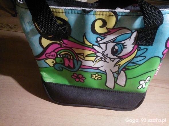 Torebka my little pony