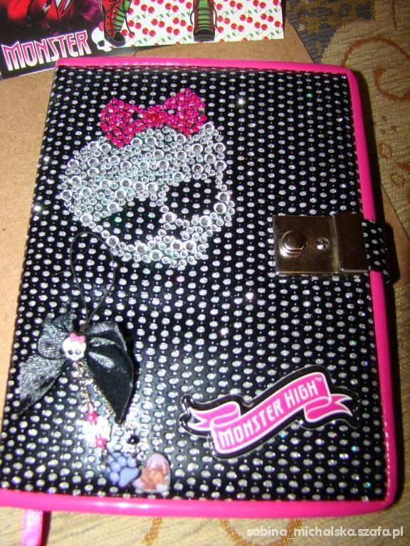 Sekretny pamiętnik Monster High