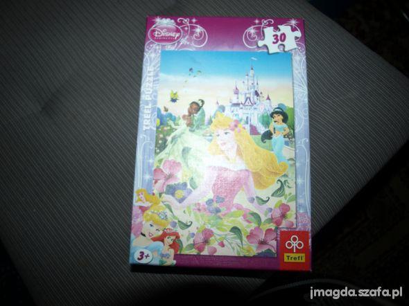 puzle ksieżniczki