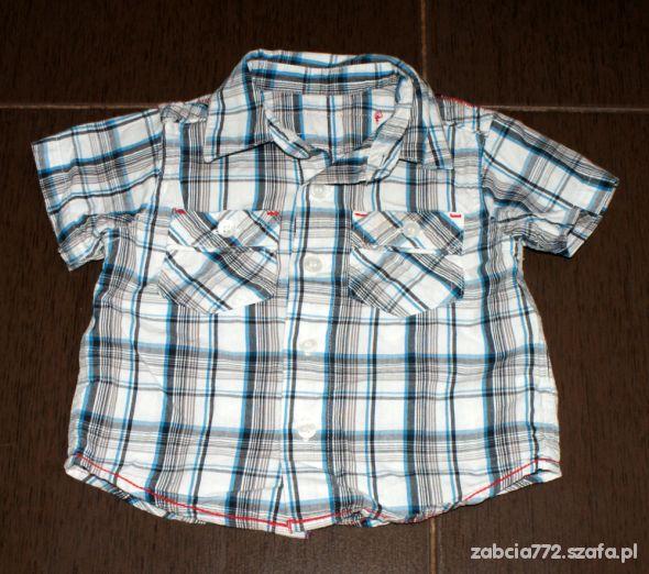 Koszula od 6 do 9 mies