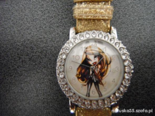 zegarek Bratz złoty