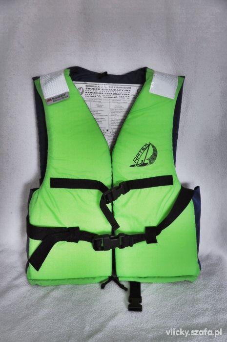 Kamizelka ratunkowa lub do pływania dla dziecka